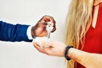 kupno mieszkania klucze